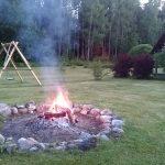 Lõkkekoht Marknatalu õuel