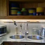 Marknatalu Saunamaja köök